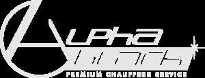 alpha black profile logo