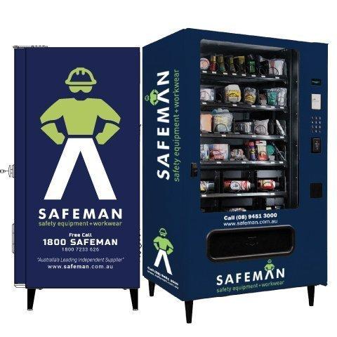 safeman vending